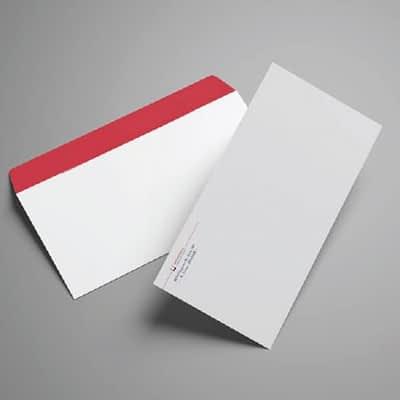 Impression d'enveloppes personnalisées