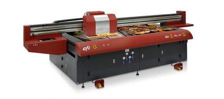machine d'Impression numérique sur supports rigides