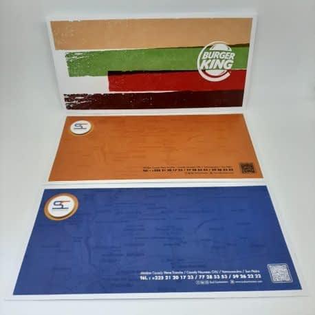 Impression d'enveloppes personnalisées en Côte d'Ivoire