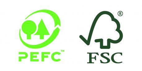 Logo fsc pefc