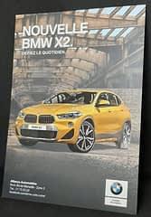 Impression de flyer avec vernis sélectif Alliance Automobiles