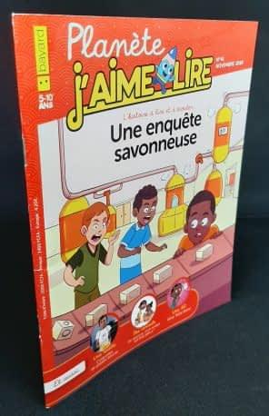 Impression de bande dessinée J'AIME LIRE