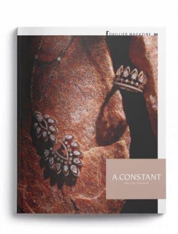 Impression de catalogue de bijoux A Constant
