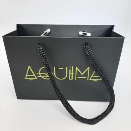 Fabrication de sac cabas AGUIMA