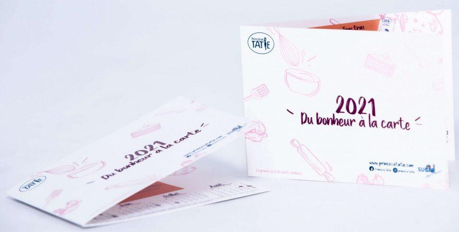 Impression de carte de voeux Princesse TATIE