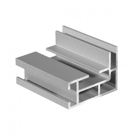 Profile aluminium teco frame 30